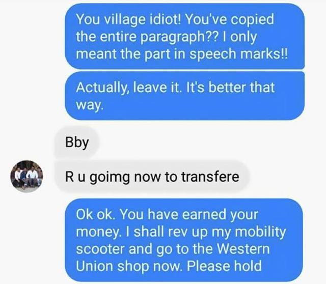 This Conversation Between An Indian Guy And British Woman Is Breaking The Interne