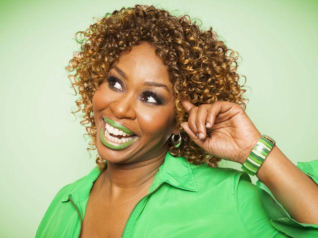Catching Up With YouTube Star & Mother, GloZell Green!