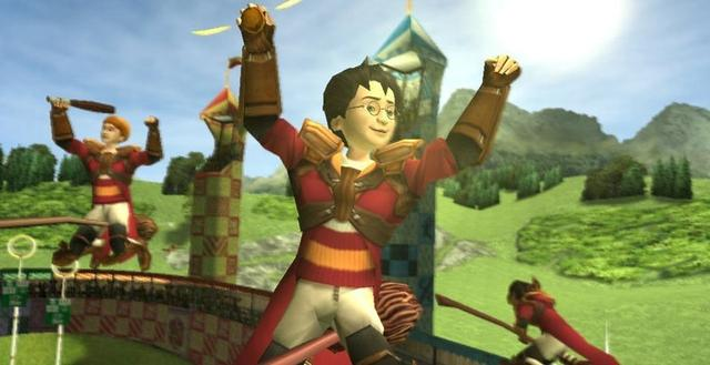 Videojuegos De Harry Potter Para Switch Ps4 Xbox Y Dispositivos