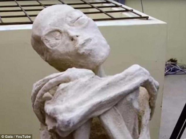 Multiple Scientists Say Nazca Mummies Are Alien