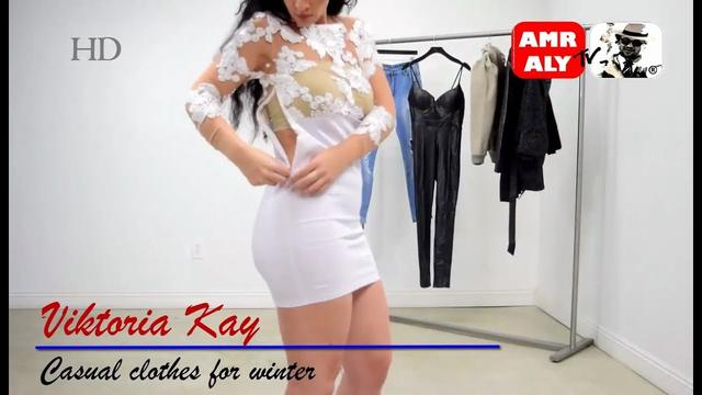 VIKTORIA KAY - Casual clothes for winter 2017