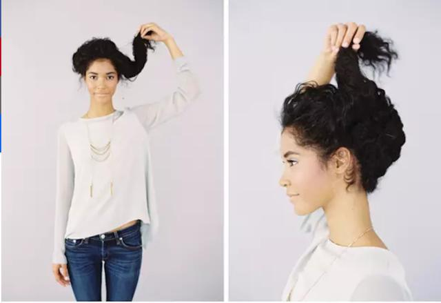 15 Super Easy Hairstyles To Try For Back To School_国际_蛋蛋赞