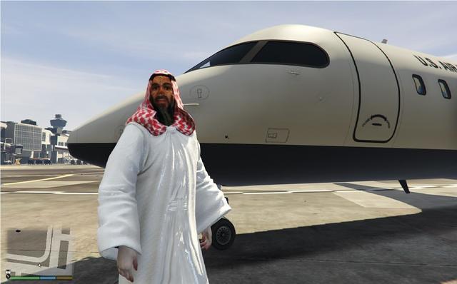 Descarga de GTA V Osama bin Laden Ped – juego