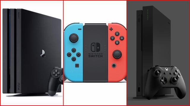 PS4 vs Nintendo Switch vs Xbox One: Quelle console a eu le meilleur Meilleur Console Entre Xbox One Et Ps on