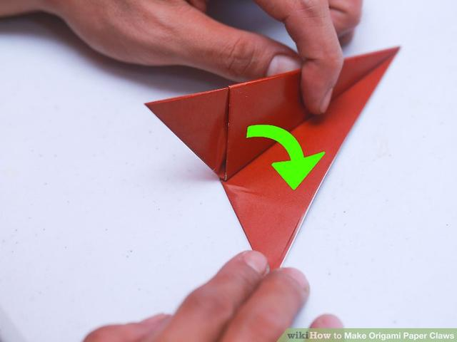Comment Faire Des Griffes En Papier Origami Tb Economie