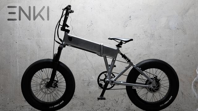 Enki Cycles Billy eBike