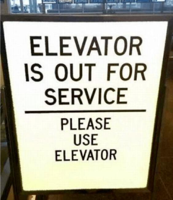 YOU ONLY HAD ONE JOB: 15 Photos that will make you cringe and laugh out loud at the same time!