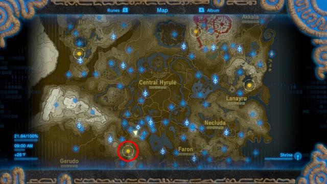 Zelda Breath Of The Wild Urbosa S Song Walkthrough 国际 蛋蛋赞