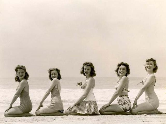 100 Incredible Vintage Photos
