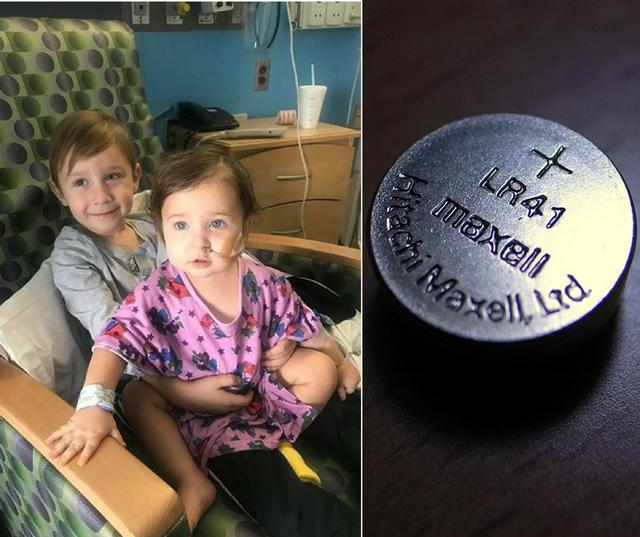 Alert: A Mother Has An Important Warning After Her Toddler Swallowed A Small Battery