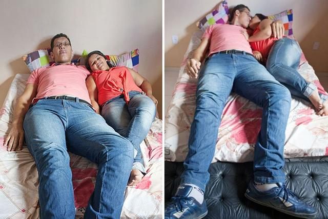 5 Weirdest Couples You Won't Believe Actually Exist