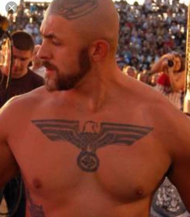 15 Combattants Mma Avec Les Tatouages Les Plus Dingues Que Nous