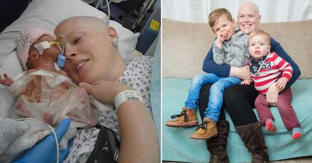 Mulher em fase terminal descobre que já não tem câncer duas semanas antes do Natal