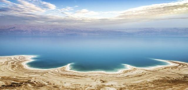 A profecia está se cumprindo: Mar Morto está voltando a vida