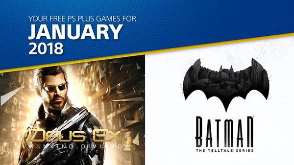 |Playstation Plus| Confira os jogos gratuitos do mês de janeiro