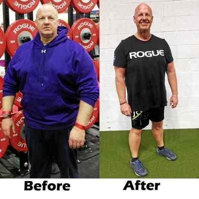 Pack perte de poids Homme