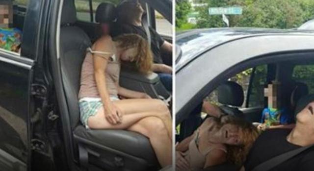 O que a polícia encontrou dentro deste carro deixou muitas pessoas chocadas em todo o mundo.