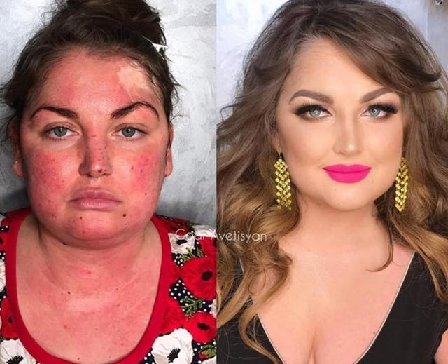 Veja o antes e depois de 20 mulheres maquiadas pela melhor maquiadora do mundo