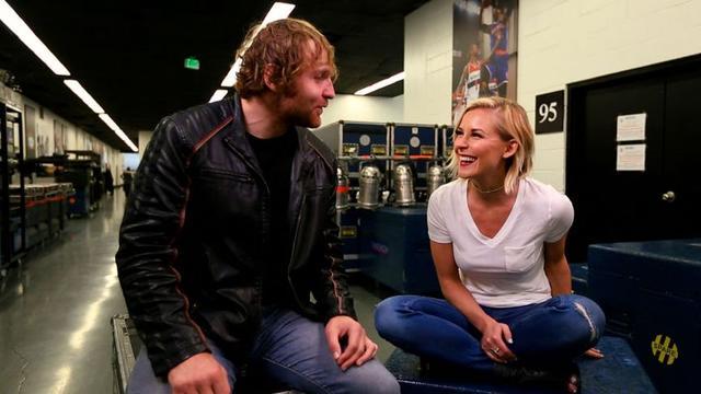 superstars de la WWE et divas datant de la vie réelle