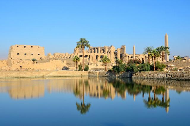 Os 10 templos mais impressionantes do antigo Egito