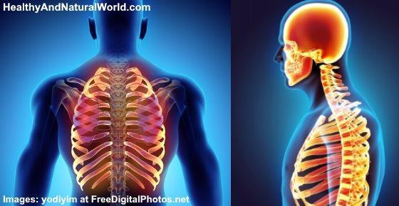 الظهر والضلع الألم أسباب العلوي إلى الوراء الأوسط والضلع