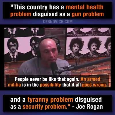 "Joe Rogan Destroys The ""Gun Control"" Argument"