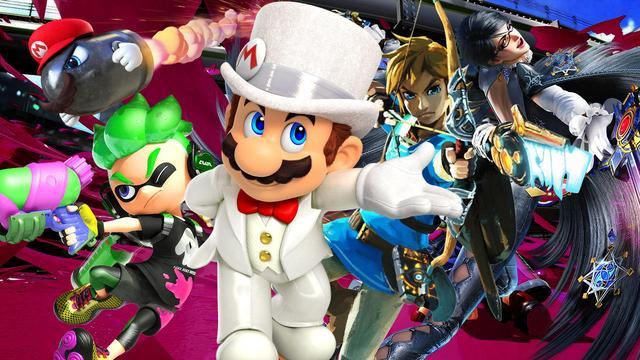 Los Mejores Juegos De Conmutadores De Nintendo Ahora Disponibles A