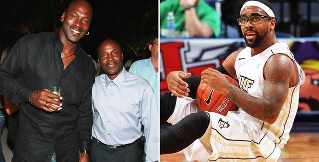 mode designer c7183 660dd 10 choses étonnantes sur la famille de Michael Jordan – TB ...