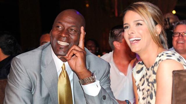 mode designer 05edd b6cae 10 choses étonnantes sur la famille de Michael Jordan – TB ...