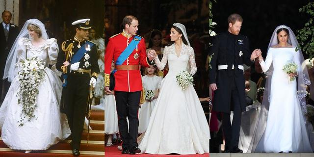 10 Expensive Things Used at Britain's Royal Weddings
