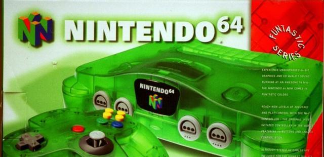 Los 5 Mejores Juegos Que Todos Queremos Ver En El Nintendo 64