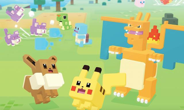 El Juego Para Moviles Pokemon Quest Acaba De Lanzarse Y Es