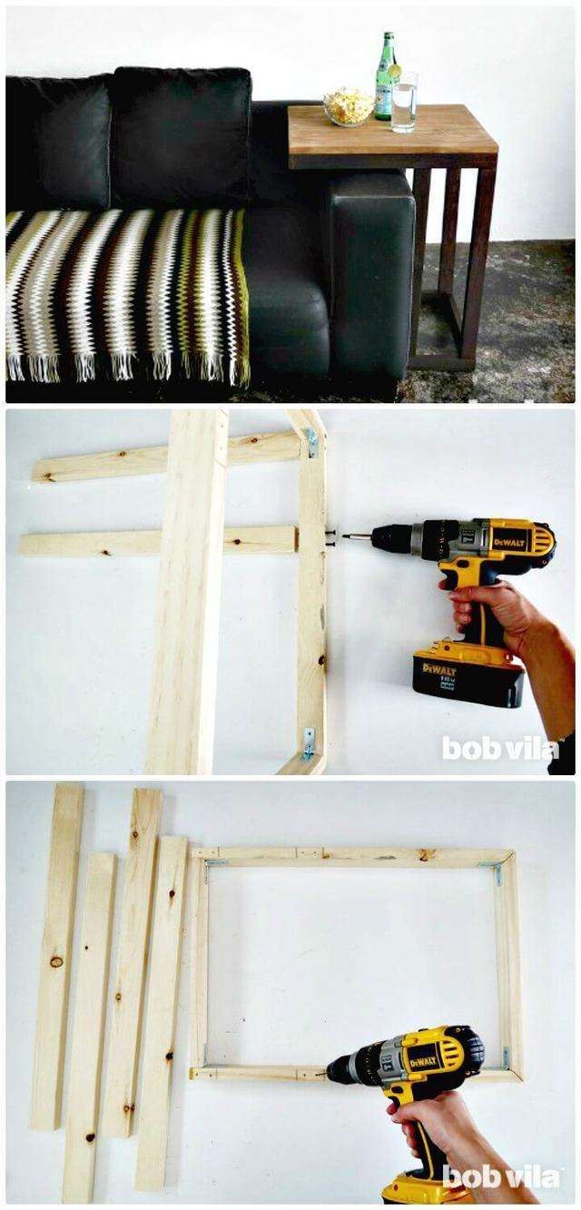 Great Diy Sofa Arm Table Ideas 国际 蛋蛋赞