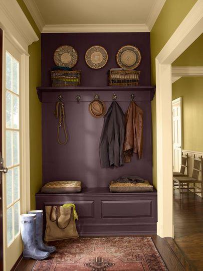 How To Choose The Perfect Color For Mudroom 5 Colors Paint Your
