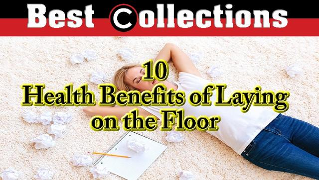 Health Benefits of Laying on the Floor