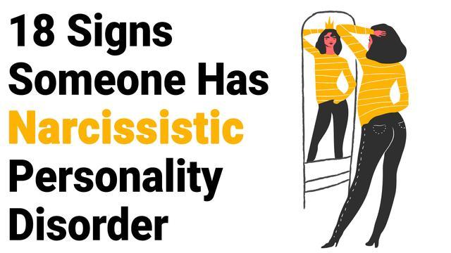 anzeichen für narzissmus