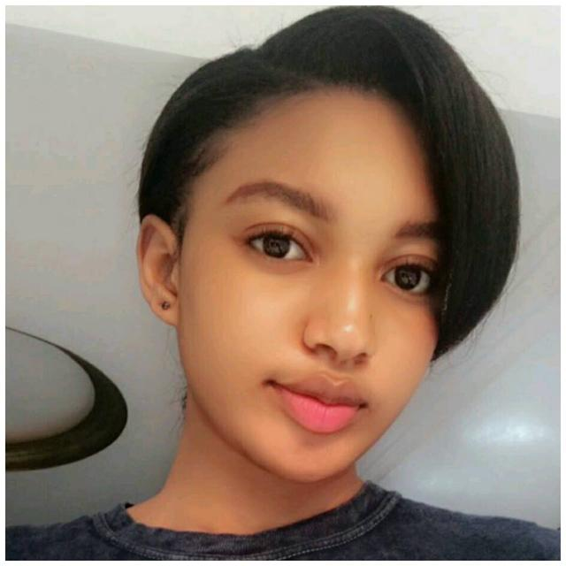 Girl south beautiful most africa in Living