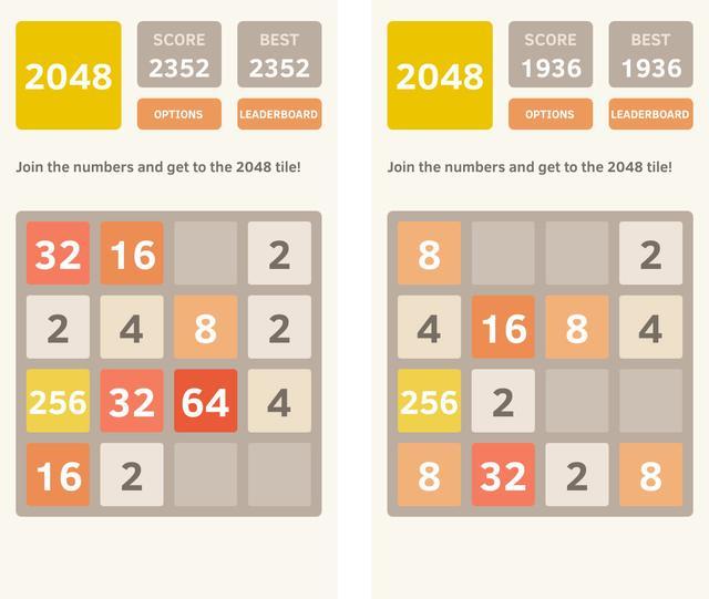 2048 Höchste Punktzahl