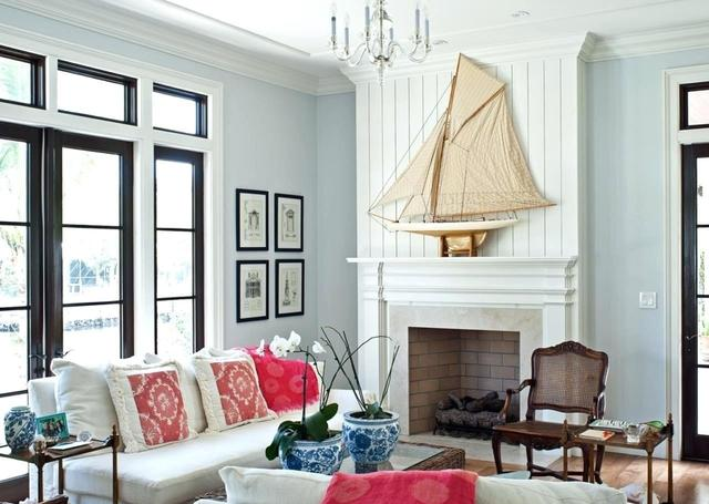 Marine Style In The, Marine Style Furniture
