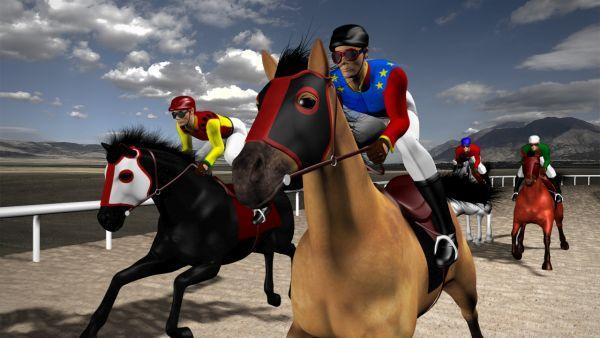 Pferderennspiele