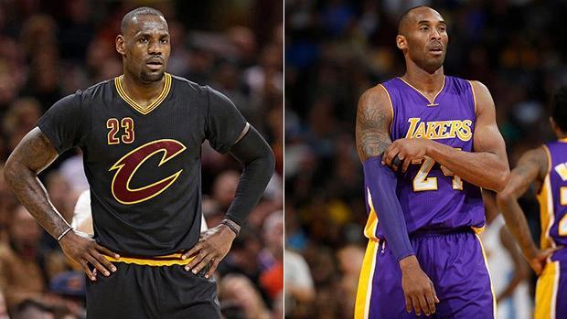 da1cf948c751 LeBron James «Convaincu» Kobe Bryant va sortir de la retraite et ...