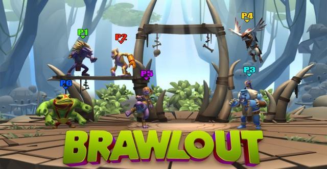 Brawlout Se Abre Camino Hacia Xbox One A Finales De Este Mes Juego