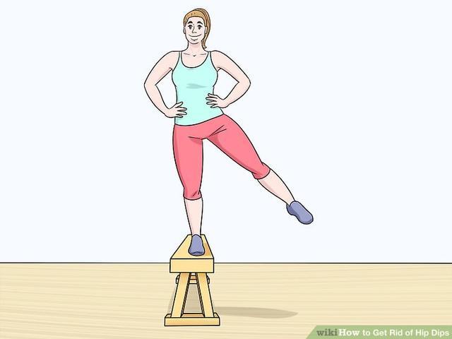 Hausgemachte Übungen zum Abnehmen der Hüften