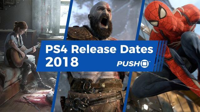 Guia Lanzamiento De Nuevos Juegos De Ps4 En 2018 Juego