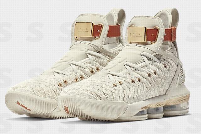 666cd3f28c7c ... Nike LeBron 16 x Harlem Fashion Row. La paire devrait être  officiellement dévoilée le 4 septembre au Harlem Fashion Row Awards et au  défilé de mode.