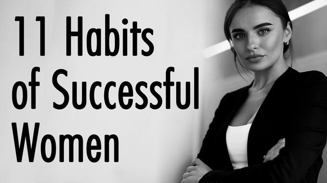 Eine Frau erfolgreicher als Sie