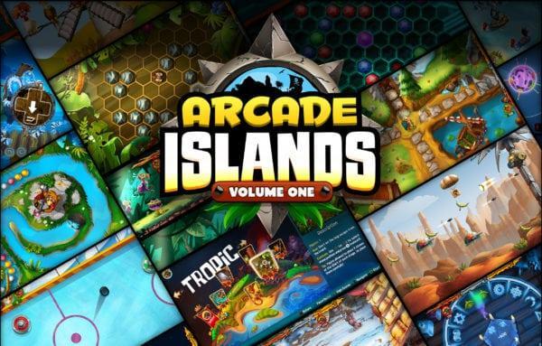 Arcade Islands Volume One Ahora Disponible En Xbox One Y Ps4 Juego