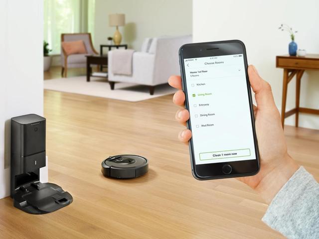 IRobot's self-emptying Roomba i7 fixes robot vacuums' big headache_国际_蛋蛋赞