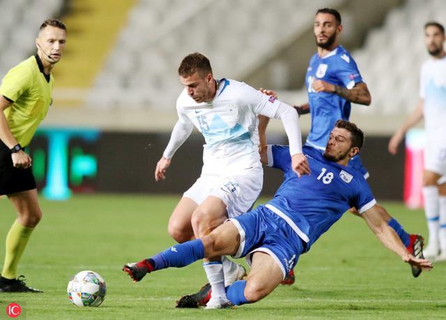 Cyprus VS Slovenia_国际_蛋蛋赞