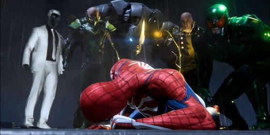The Police In Spider Man Ps4 Are Beyond Shit Juego